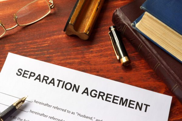 How Does Separation Relate to Divorce?