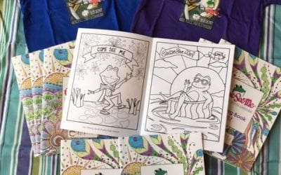 Submit Your Artwork for the Come-See-Me Coloring Book!