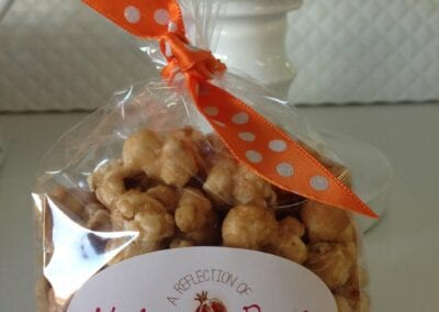 Caramel-Popcorn-Favor-Orange-Ribbon