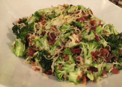 Salad-Broccoli