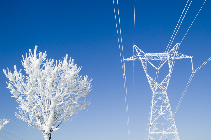 Carolina Electrical Supply Company | frozen electrical wires