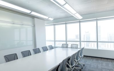 4 Reasons to Update Your Office's Interior Lighting
