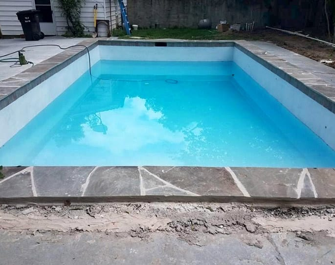 Nick's Pool Service | Fort Mill, SC | brand new built-in pool in Fort Mill, SC