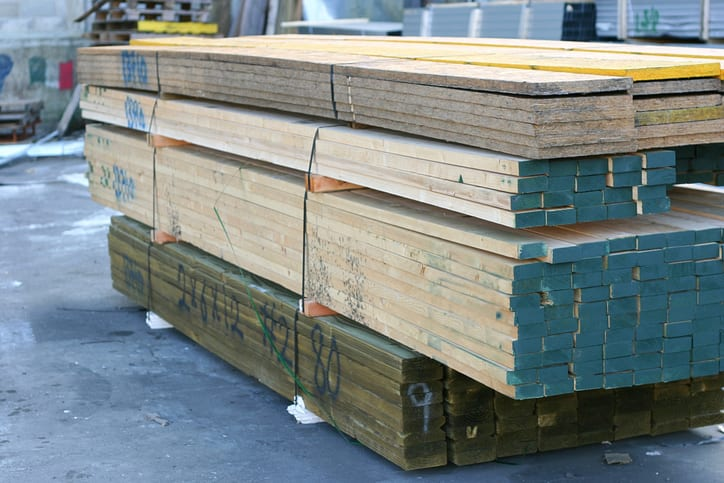 What Is Pressure-Treated Lumber?