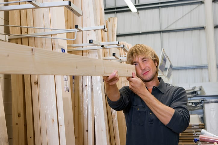 9 Frequently Found Lumber Defects
