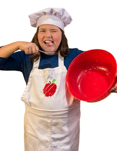 Creative Kids Fort Mill | Creative Cafe child chef