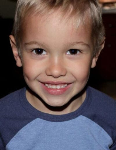 Creative Kids Fort Mill | little boy smiling and happy