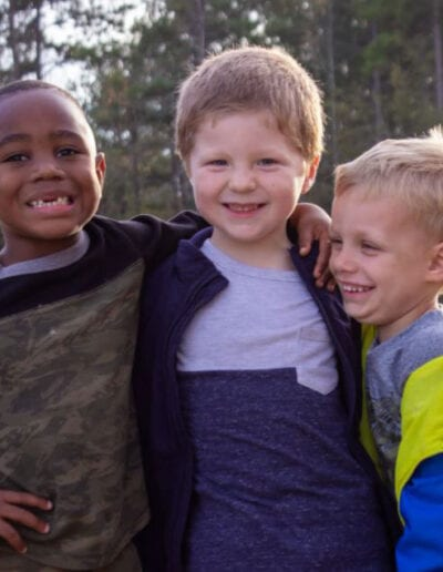 Creative Kids Fort Mill | little boys having fun and laughing