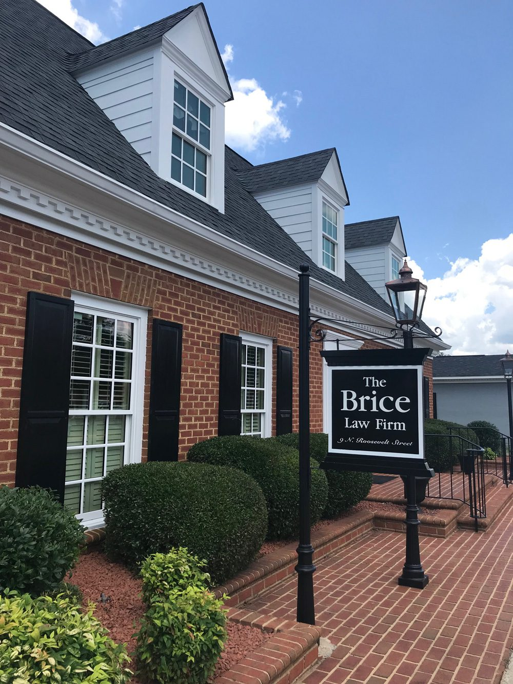 The Brice Law Firm   York, SC   large residential home