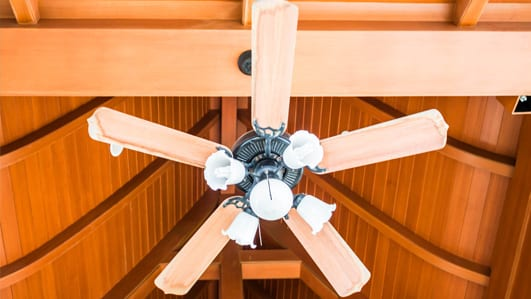Palmetto Electrical Contractors   Palmetto Electrical Contracting Ceiling Fan
