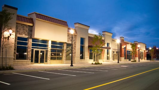 Palmetto Electrical Contractors | Palmetto Electrical Contracting Parking Lot Lighting