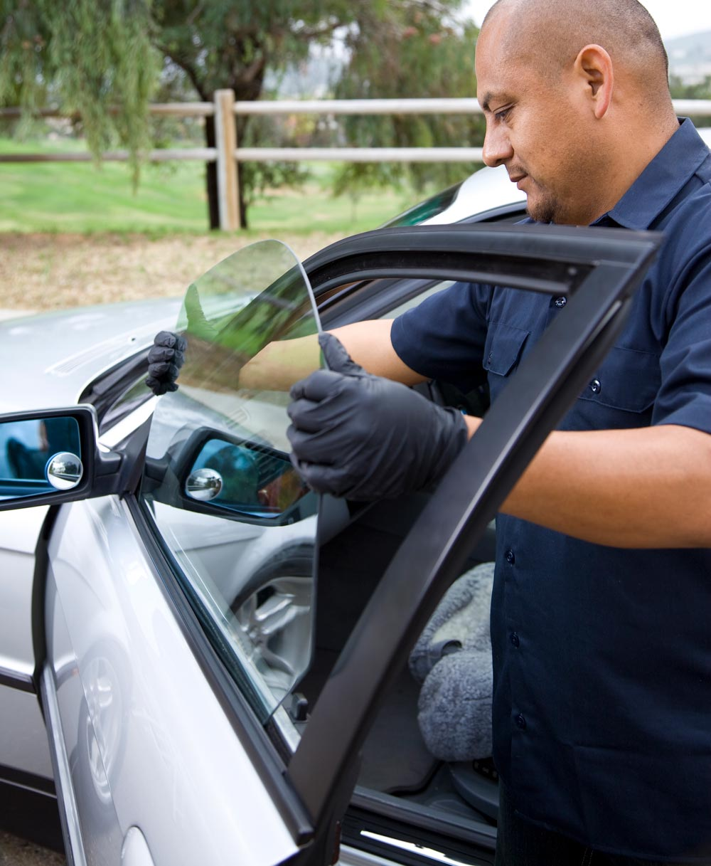 Glass replacement at Beam Auto Glass